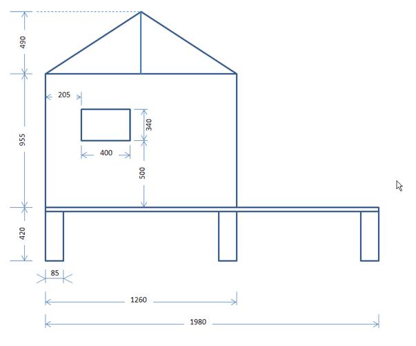 Le forum de la cabane et des habitats alternatifs une - Plan de maison pour enfant ...